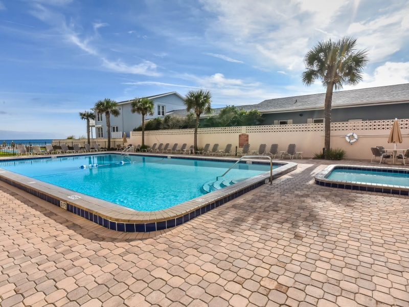 4301 S Atlantic Avenue, New Smyrna Beach, Florida 32169, 1 Bedroom Bedrooms, ,1 BathroomBathrooms,Condo,Sold,Hacienda Del Sol II,S Atlantic Avenue,2,1010